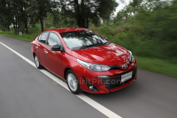 Can the New Yaris Ativ be a Replacement of Corolla 1.3? 16