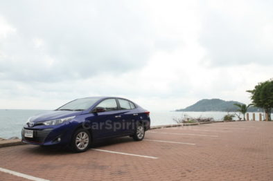 Can the New Yaris Ativ be a Replacement of Corolla 1.3? 8