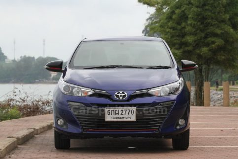 Can the New Yaris Ativ be a Replacement of Corolla 1.3? 4