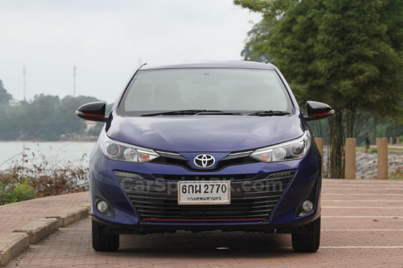 Can the New Yaris Ativ be a Replacement of Corolla 1.3? 3