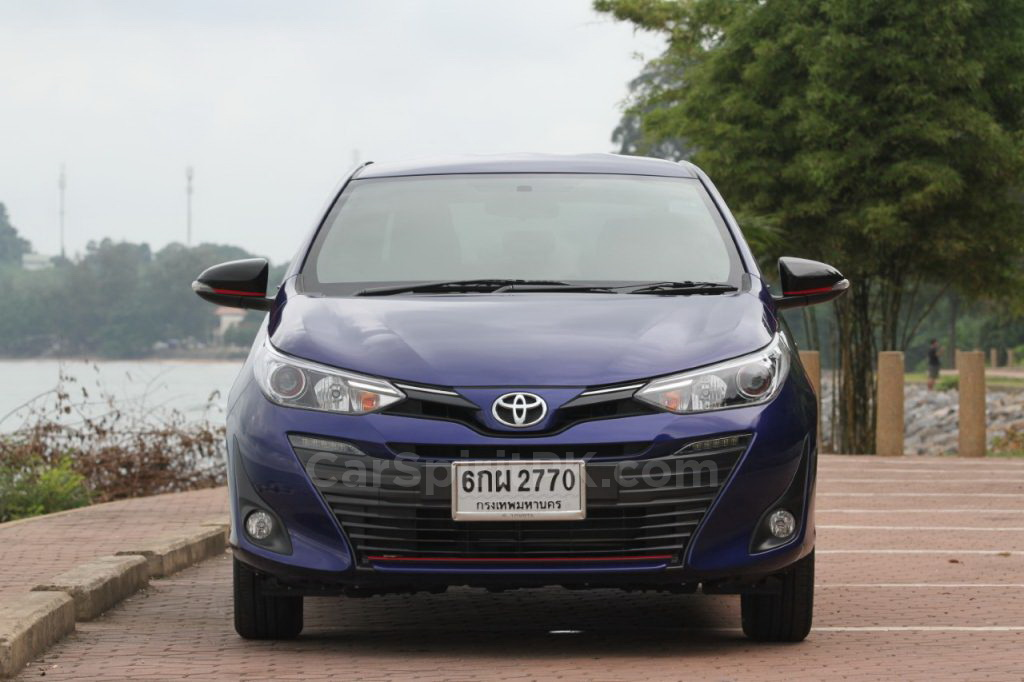 Can the New Yaris Ativ be a Replacement of Corolla 1.3? 2