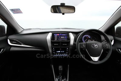 Can the New Yaris Ativ be a Replacement of Corolla 1.3? 9