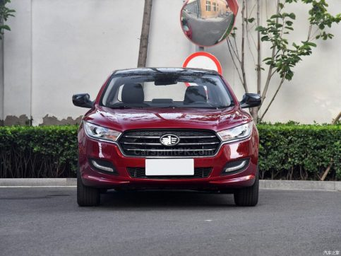 FAW B50 20th Anniversary Edition Launched in China 3
