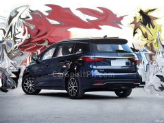 BYD Launches the Impressive Song Max MPV 5