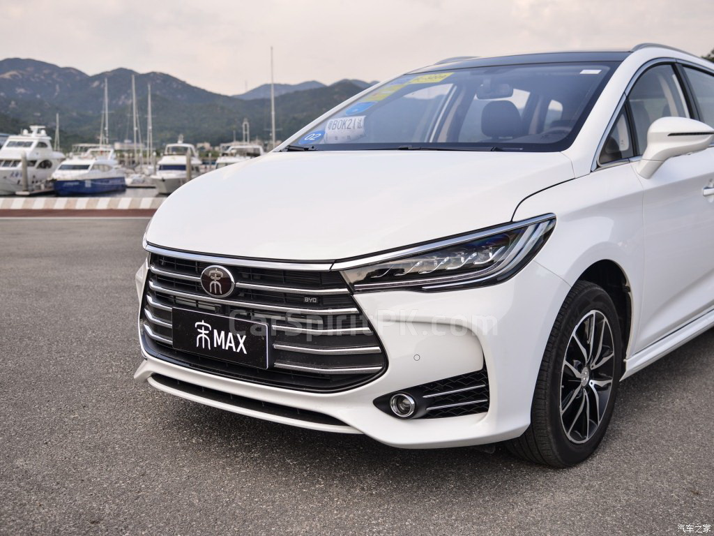 BYD Launches the Impressive Song Max MPV 2