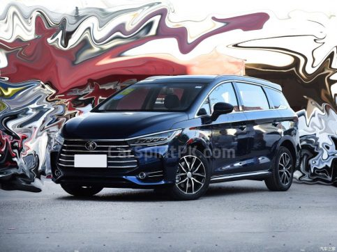 BYD Launches the Impressive Song Max MPV 3