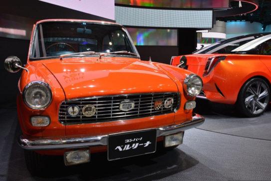 Daihatsu DN Compagno Concept at 2017 Tokyo Motor Show 2