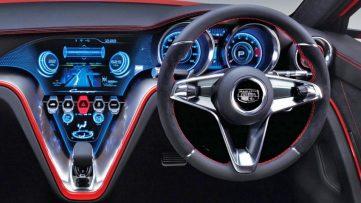 Daihatsu DN Compagno 4 Door Coupe Concept 5