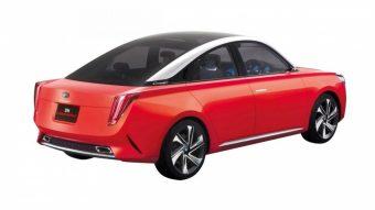 Daihatsu DN Compagno 4 Door Coupe Concept 3