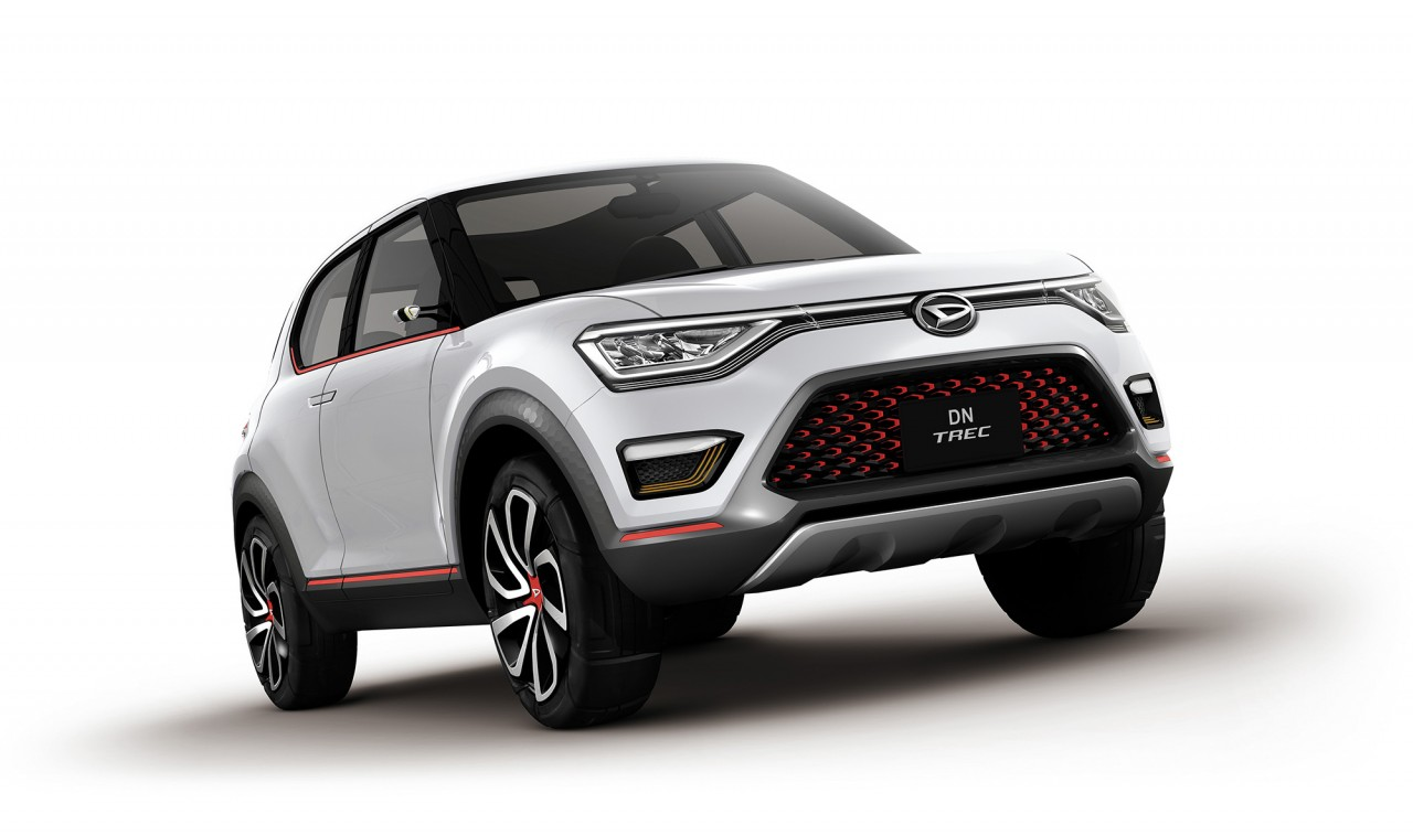 Daihatsu will Unveil DN Trec and DN MultiSix Concepts at 2017 Tokyo Motor Show 1