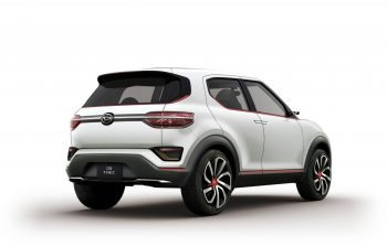 Daihatsu will Unveil DN Trec and DN MultiSix Concepts at 2017 Tokyo Motor Show 3
