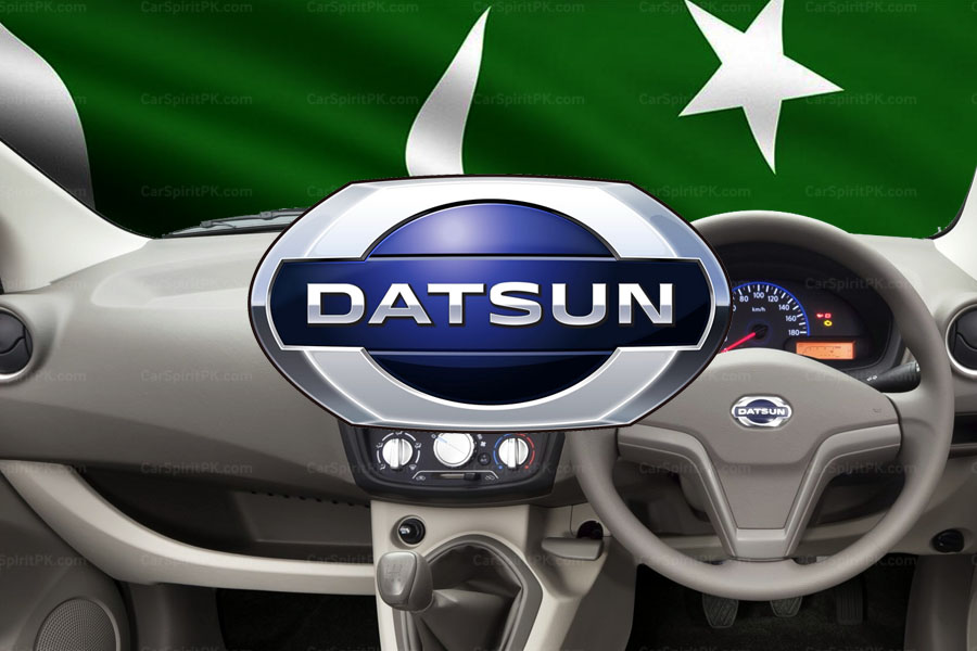 Datsun to Make a Comeback in Pakistan 1