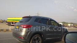 FAW R7 SUV Spotted Testing in Karachi 7