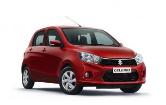 Suzuki Celerio and Baleno Discontinued In UK 4