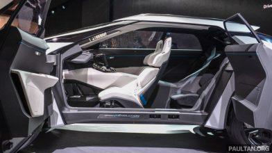 Mitsubishi e-Evolution Concept at the 2017 Tokyo Motor Show 6