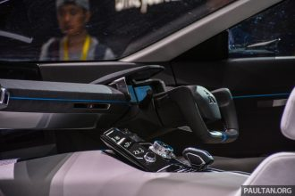 Mitsubishi e-Evolution Concept at the 2017 Tokyo Motor Show 7