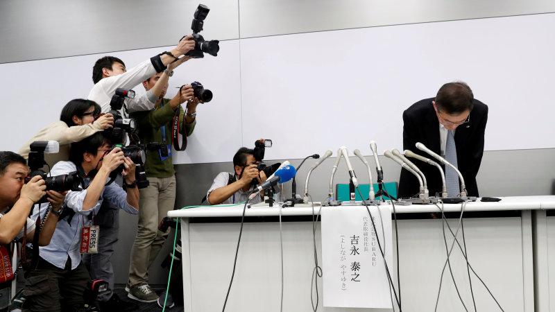 Nissan and Subaru Admits Improper Checks on Japanese Cars 6