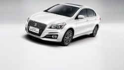 Suzuki Alivio Pro (Ciaz Facelift) launched in China 11