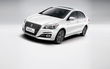 Suzuki Alivio Pro (Ciaz Facelift) launched in China 8