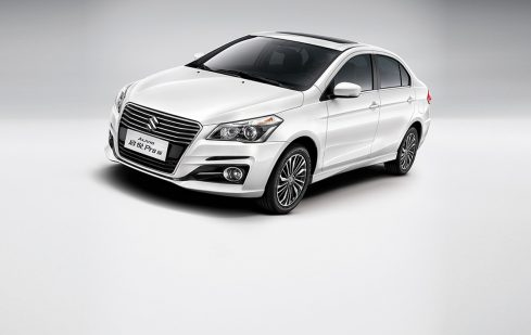 Suzuki Alivio Pro (Ciaz Facelift) launched in China 9