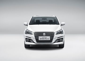 Suzuki Alivio Pro (Ciaz Facelift) launched in China 2