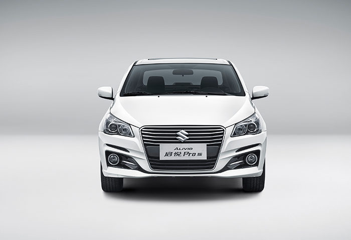 Suzuki Alivio Pro (Ciaz Facelift) launched in China 4