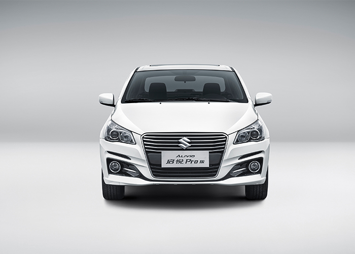 Suzuki Alivio Pro (Ciaz Facelift) launched in China 6