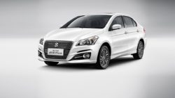 Suzuki Alivio Pro (Ciaz Facelift) launched in China 10