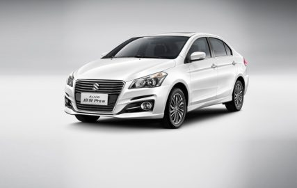 Suzuki Alivio Pro (Ciaz Facelift) launched in China 7