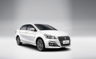 Suzuki Alivio Pro (Ciaz Facelift) launched in China 3