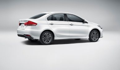 Suzuki Alivio Pro (Ciaz Facelift) launched in China 5