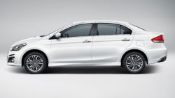 Suzuki Alivio Pro (Ciaz Facelift) launched in China 12