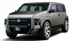 Toyota to Display Tj Cruiser Concept at Tokyo Motor Show 3