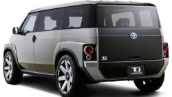 Toyota to Display Tj Cruiser Concept at Tokyo Motor Show 6