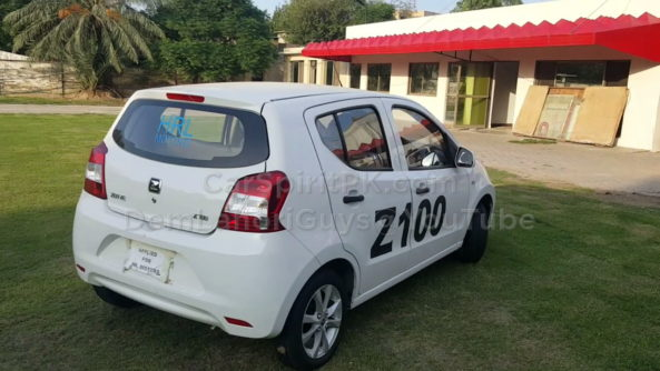 Review: 2017 Zotye Z100 2