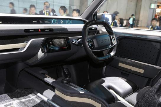 Toyota Reveals the Macho TJ Cruiser Concept at 2017 Tokyo Motor Show 10