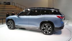 NIO will Launch the ES8 Electric SUV in December 13
