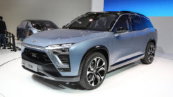 NIO will Launch the ES8 Electric SUV in December 10