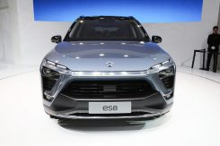 NIO will Launch the ES8 Electric SUV in December 7