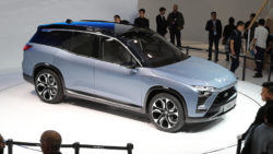 NIO will Launch the ES8 Electric SUV in December 12