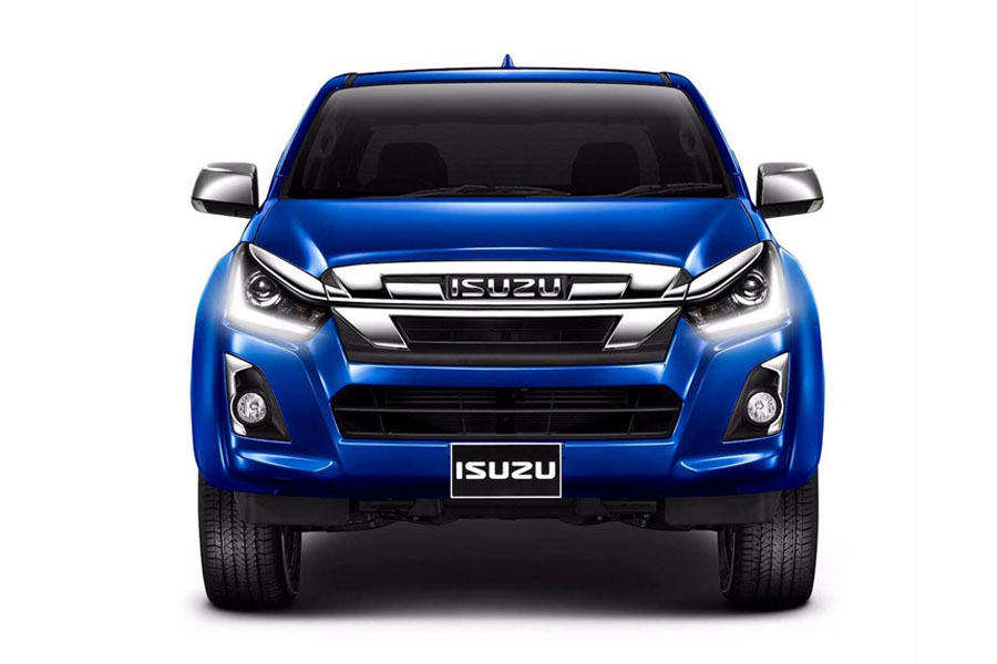 2018 Isuzu D-Max Facelift Officially Revealed in Thailand 3