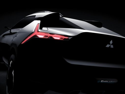 Mitsubishi e-Evolution Concept to be showcased at Tokyo Motor Show 3