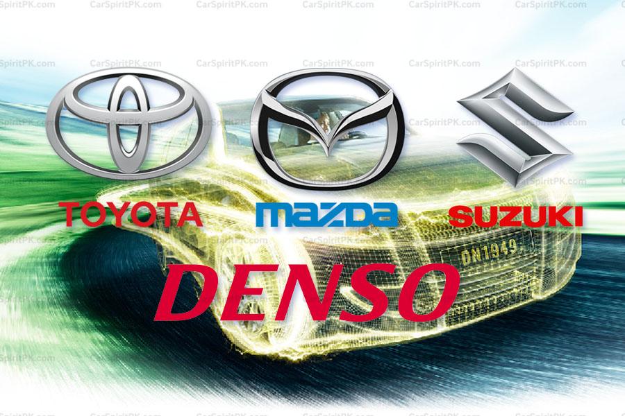 Suzuki May Join Toyota-Mazda-Denso EV Alliance 14