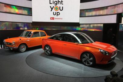 Daihatsu DN Compagno Concept at 2017 Tokyo Motor Show 5