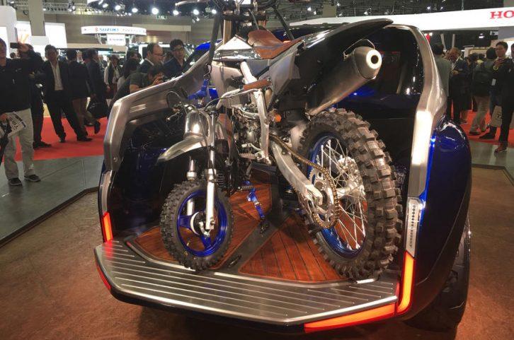 Yamaha Brings the Cross Hub Concept at 2017 Tokyo Motor Show 6