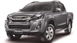 2018 Isuzu D-Max Facelift Officially Revealed in Thailand 9