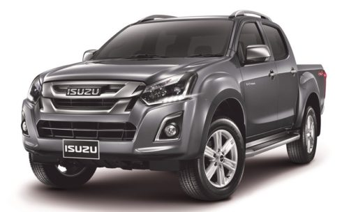 2018 Isuzu D-Max Facelift Officially Revealed in Thailand 7