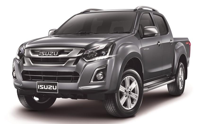 2018 isuzu d-max facelift officially revealed in thailand   carspiritpk