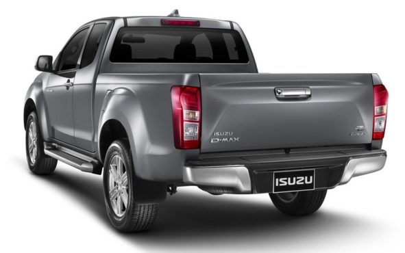 2018 Isuzu D-Max Facelift Officially Revealed in Thailand 2