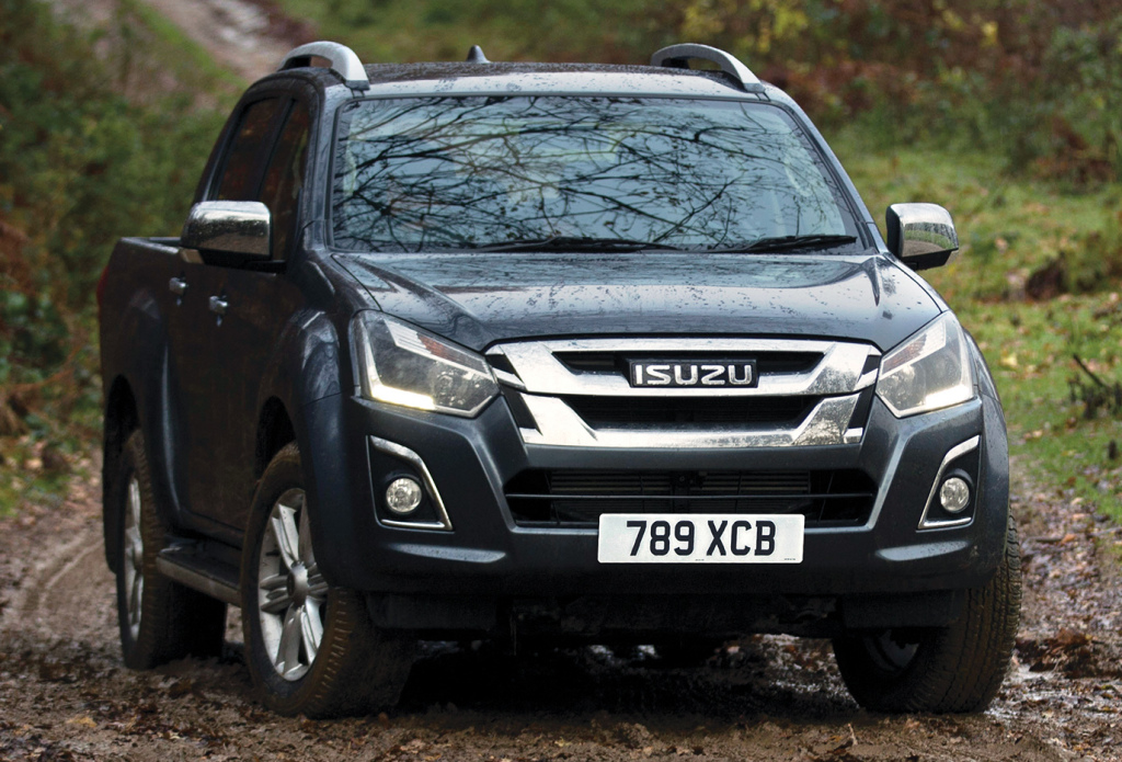 Ghandhara All Set To Introduce Isuzu D-MAX in Pakistan 1